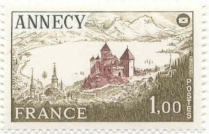 1977_timbre annecy