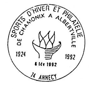 1992-02-08_ Sports d'hiver et philatélie