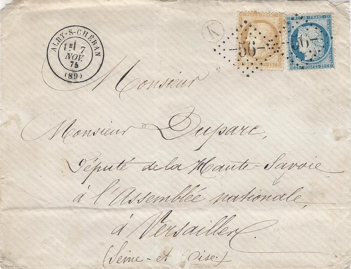 les marques postales et timbres  u00e0 date d u0026 39 alby