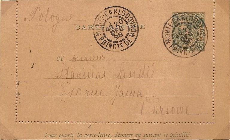 Heureuse époque où le courrier arrivait avant d'être parti……(II)