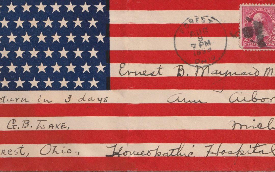 1898 / 1943 – Etats Unis – Enveloppes patriotiques