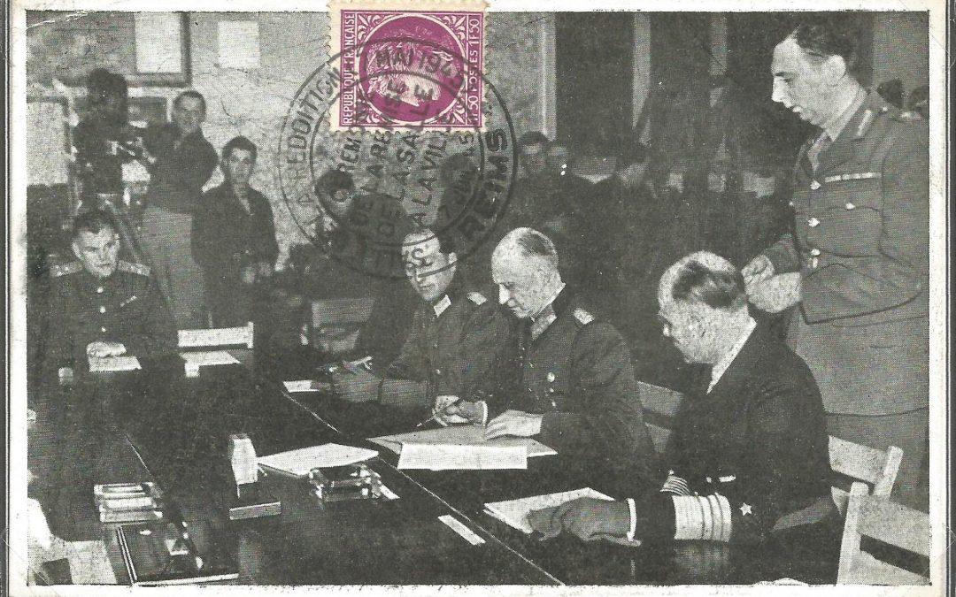 Le Courrier des Prisonniers de Guerre Allemands en France