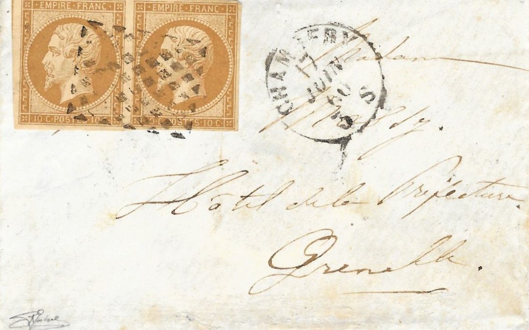 1860 – La Grille Sarde de Chambéry